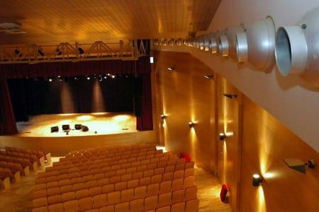 Auditorio Centro Cultural MVP