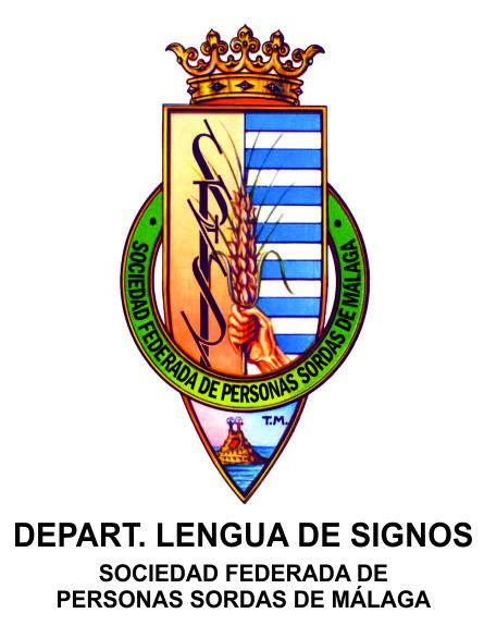 Departamento de Lengua de Signos Española de la SFSM